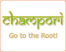 Champori - Go to the Root!